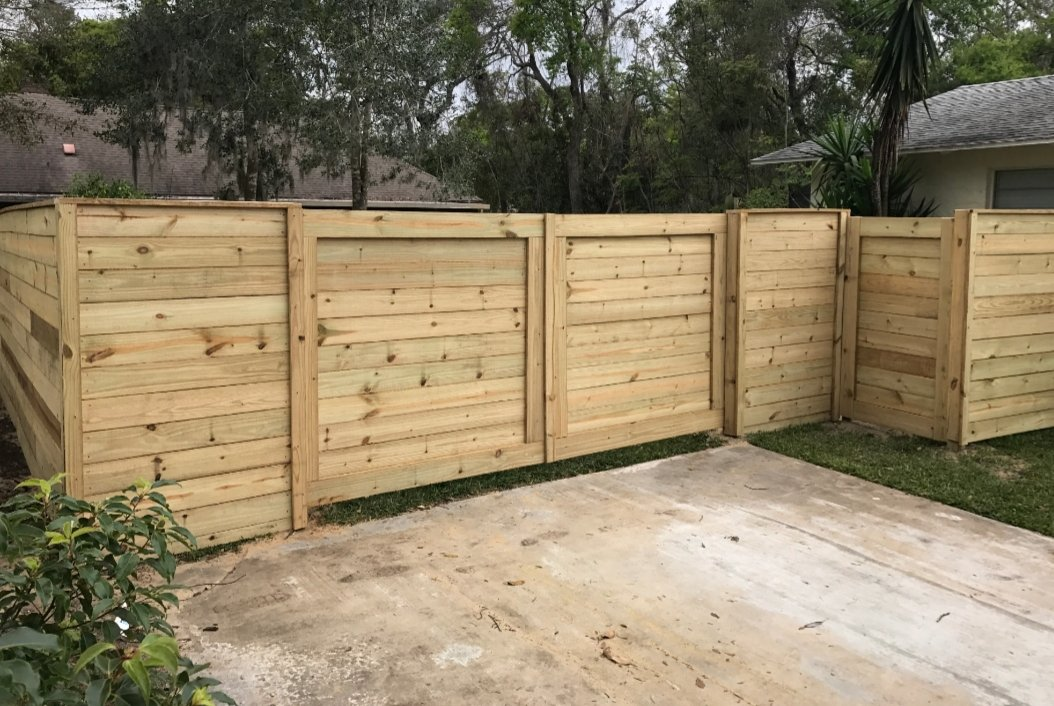 Jacksonville top fence contractor