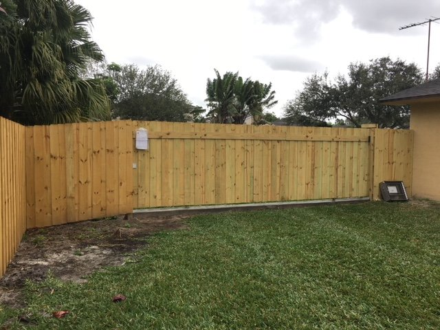 top fence experts in Jacksonville FL