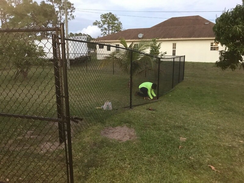 Jacksonville Chain Link Fence
