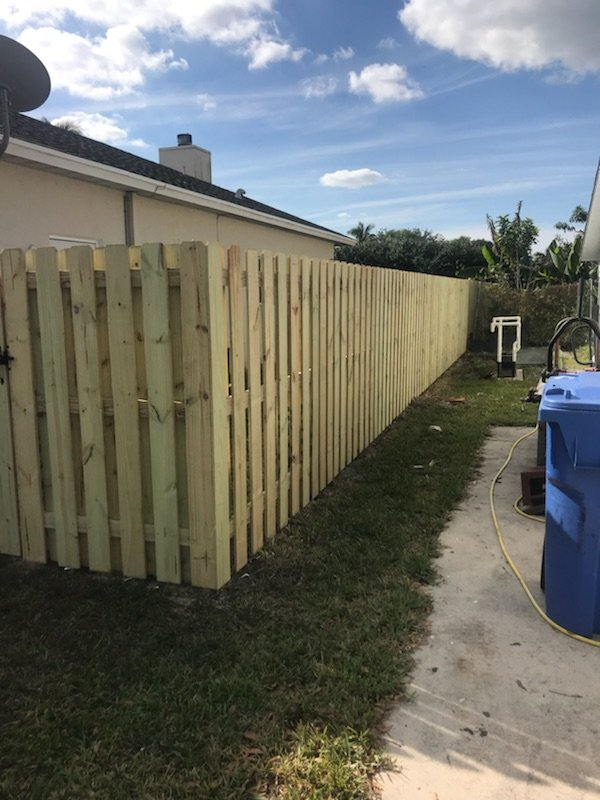 Jacksonville top-rated fencing services