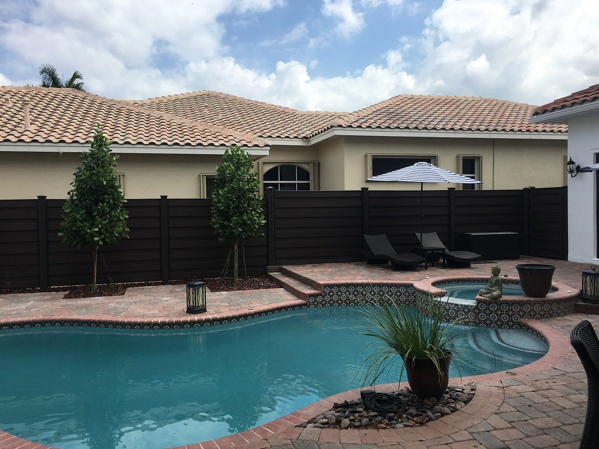 Jacksonville pool fence installation